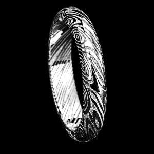 Demi-Jonc 4 MM | Bijoux damas - Pouillon (40)