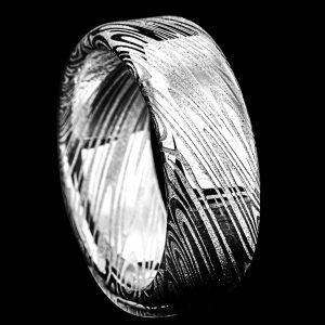 Alliance en damas 8 MM | Bijoux damas - Pouillon (40)